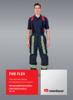 User information trousers FIRE FLEX