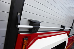 Compartment locks with manual operation - Rosenbauer