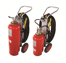 Fire extinguishing systems POLY - Rosenbauer