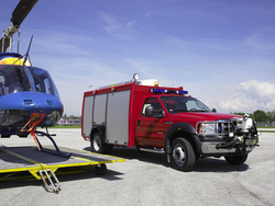 Rapid intervention vehicle 2 doors - Rosenbauer