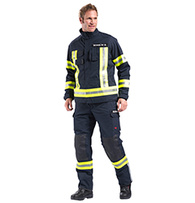 Protective clothing for special operations - Rosenbauer
