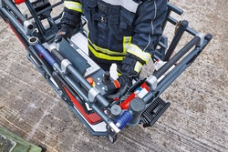Rosenbauer aerial ladder - operating philosophy