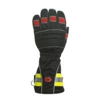 Heat resistant gloves for professional firefighters - Rosenbauer