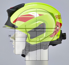 Fire helmets with full shell - Rosenbauer