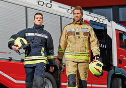 Protective clothing where functionality meets design - Rosenbauer