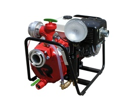 Portable pumps RS3H waste water - Rosenbauer
