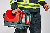 Compact and easy to carry lighting system - Rosenbauer
