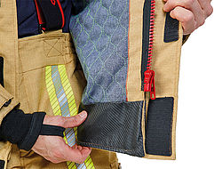 FIRE FLEX Safety thermal lining