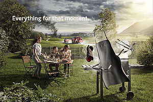 Everything for that moment - Rosenbauer's new guiding principle