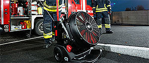 High performance firefighting equipment - Rosenbauer