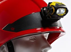 Firefighting helmet lamp PIXA 3 - Rosenbauer