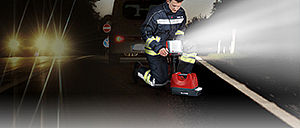 Firefighter accessories for lighting - Rosenbauer