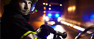 Fire suppression systems for tunnels - Rosenbauer
