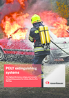 Brochure POLY extinguishing systems