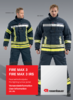 User information FIRE MAX 3 jacket