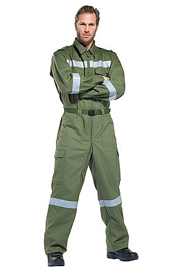 Rosenbauer firefighter operational clothing