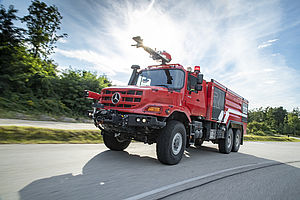 Airport crash tender BUFFALO - Rosenbauer