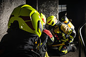 Rosenbauer firefighting equipment