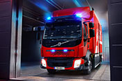 Volvo FL Electric Logistics  Equipment Carrier