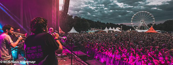Musikfestival Woodstock Der Blasmusik Setzt Auf Emerec Rosenbauer